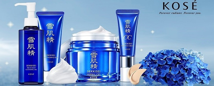 KOSE-日本高丝,药妆品牌